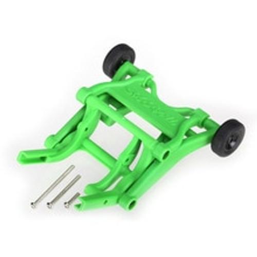 TRAXXAS Wheelie Bar Assembly (Green) (TRA3678A)