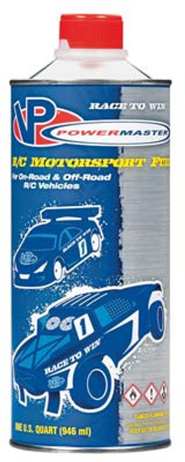 PowerMaster Nitro Race Tessmann 25% Car Fuel (One Quart) (PM4496257)