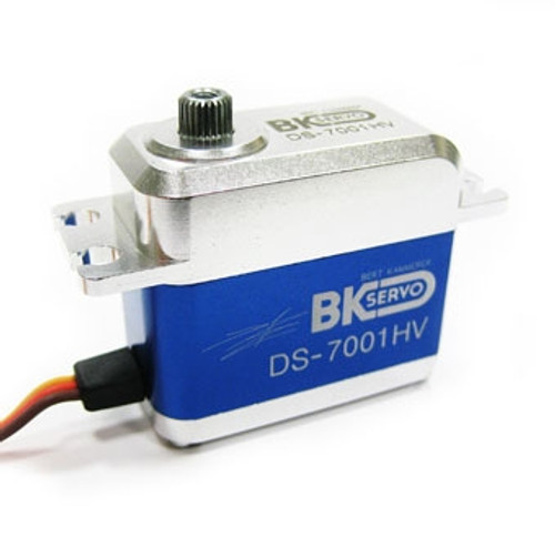 BK Servos DS-7001HV High Voltage Metal Gear Digital Standard Servo