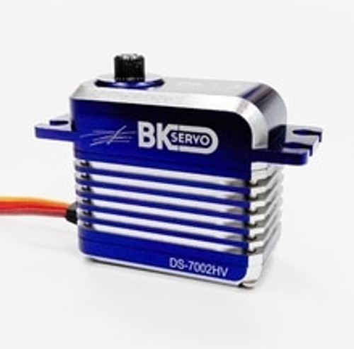 BK Servos DS-7002HV Metal Gear Digital Standard Servo (High Voltage) (BKFS05)