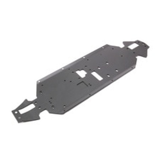 Losi Aluminum Chassis Plate (Ten-T) (LOSB2286)