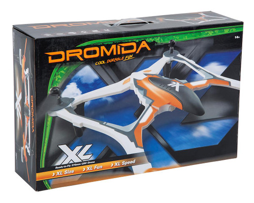 Dromida XL 370 UAV Drone RTF - Blue