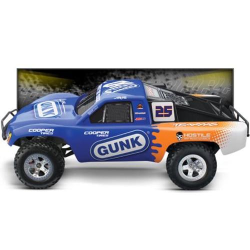 TRAXXAS Slash 1/10 RTR Short Course Truck w/XL-5 ESC, TQ 2.4GHz Radio, Battery & DC Charger (Arie Luyendyk Jr Edition)