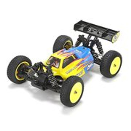 Losi Mini 8IGHT 1/14 Scale 4WD Brushless Electric Buggy RTR w/2.4GHz & AVC (Blue)