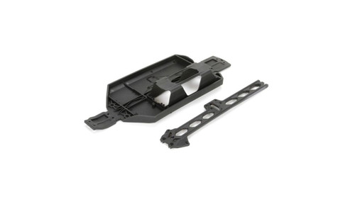 Losi TEN-MT Chassis and Brace (LOS231016)