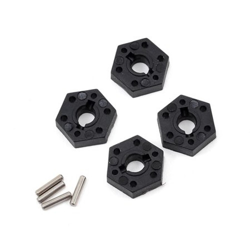 ECX Wheel Hex Set 1/18