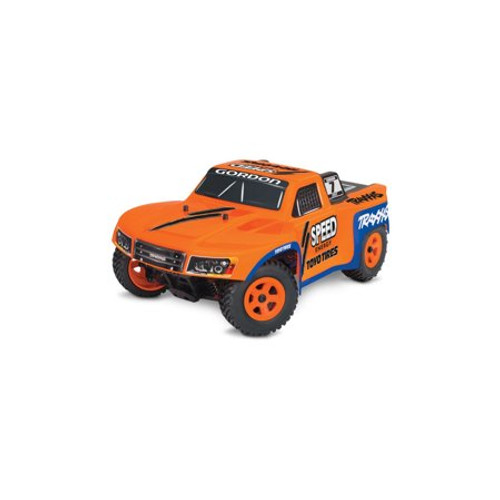 TRAXXAS LaTrax SST 1/18 4WD RTR Short Course Truck w/2.4GHz Radio, Battery & DC Charger (Robby Gordon Edition)