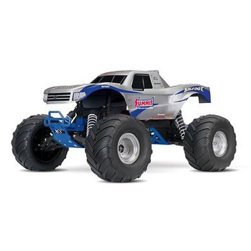 "Traxxas ""Bigfoot"" 1/10 RTR Monster Truck (Summit) w/XL-5 ESC, TQ 2.4GHz Radio, Battery & DC Charger"