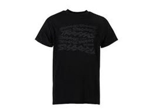 Traxxas Black Logo T-Shirt - Large (TRA1357-L)