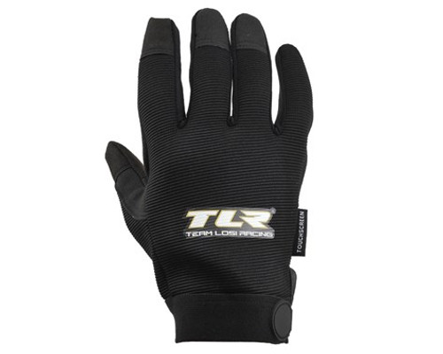Team Losi Racing Touchscreen Pit/Marshal Gloves (XL) (TLR0542)