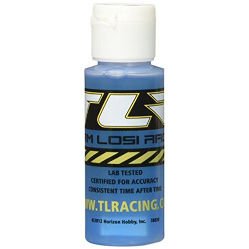 TLR Silicone Shock Oil, 60 Wt, 2oz