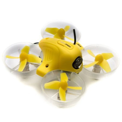 Blade Helis Inductrix FPV RTF Ultra Micro Electric Quadcopter Drone w/2.4GHz Radio, SAFE & Monitor