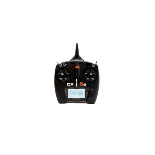 Spektrum RC DX6e 6 Channel Full Range DSMX Transmitter (Transmitter Only)