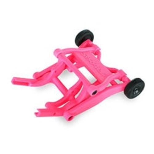 TRAXXAS Wheelie Bar Assembly (Pink) (TRA3678P)