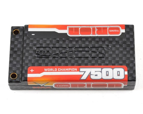 Team Orion 1S Carbon V-Max 110C LiPo Battery (3.8V/7500mAh) (ORI14069)
