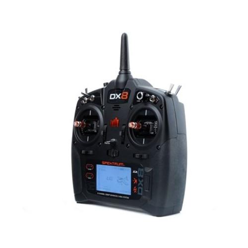 Spektrum RC DX8 Gen 2 2.4GHz DSMX 8 Channel Radio System (No Servos)