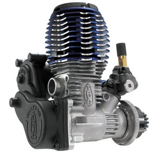 Traxxas TRX 2.5R .15 Rear Exhaust IPS Shaft, Standard Plug, Slide Carb Engine (Pull Start)