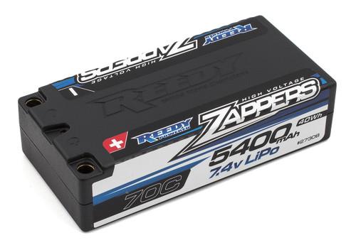 Reedy Zappers LiPo 5400mAh 70C 7.4V Shorty (ASC27308)