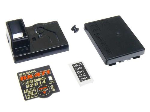 Sanwa Receiver Case Set RX-471 (SNW107A41191A)