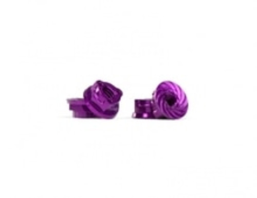 AVID Triad M4 Light Wheel Nuts | Purple | 4pcs (AV1047-PUR)