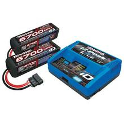 "Traxxas EZ-Peak Live ""8S Completer Pack"" Multi-Chemistry Battery Charger (TRA2993)"