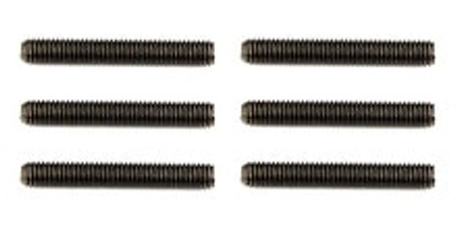 Team Associated 3x20mm Set Screws (6) (ASC91737)