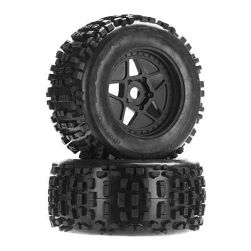 ARMA Backflip MT 6S Tire Wheel Set