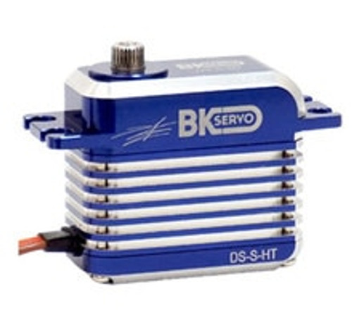 BK Servo High Torque & Thermal Efficient Coreless Servo (DS-S-HT)