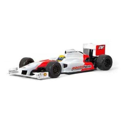 Protoform F1-Thirteen Body (Clear)