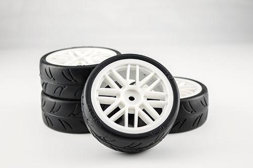 Gravity RC G-Spec Type C (White GT Wheel) (CARPET, IIC SPEC)