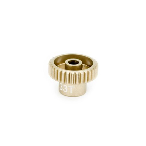"Calandra Racing Concepts ""The Gold Standard"" 33T (64P) Pinion"