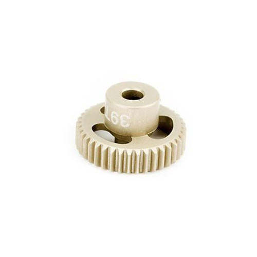"Calandra Racing Concepts ""The Gold Standard"" 39T (64P) Pinion"