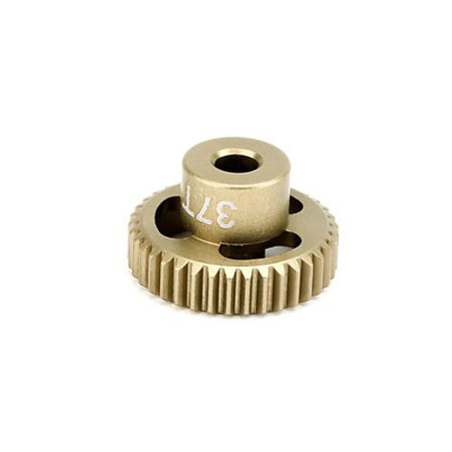 "Calandra Racing Concepts ""The Gold Standard"" 37T (64P) Pinion"