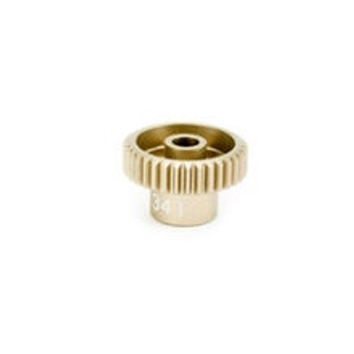 "Calandra Racing Concepts ""The Gold Standard"" 34T (64P) Pinion (CLN64034)"