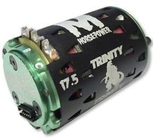 "Team Trinity ""Monster Max"" ROAR Spec Brushless Motor (17.5T) (TEP1506XOB)"