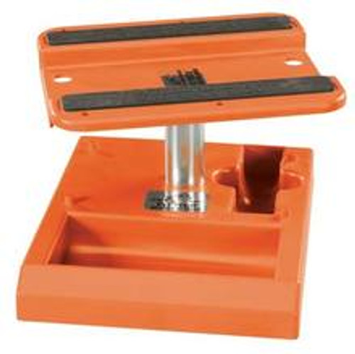 DURATRAX PIT TECH DELUXE CAR STAND - ORANGE