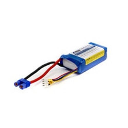 E-flite 3S LiPo Battery Pack 20C w/EC3 (11.1V/1300mAh)