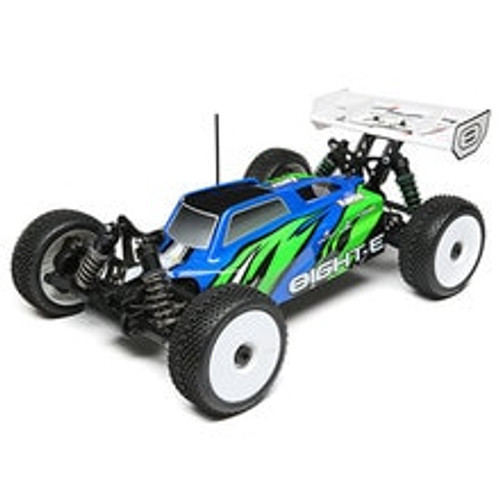 Losi 8IGHT-E 1/8 4WD Electric Brushless Buggy RTR w/DX2E 2.4GHz Radio (LOS04014)