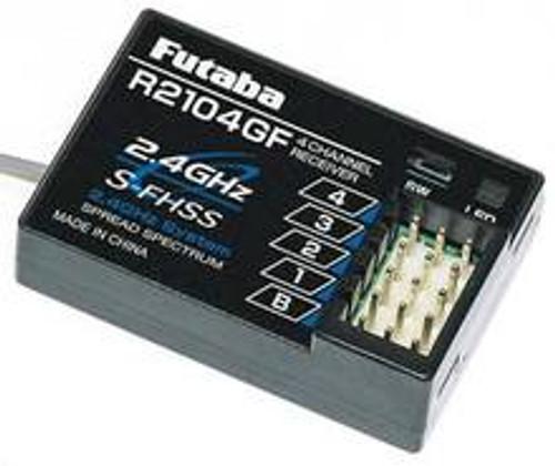 FUTABA R2104GF 2.4G S-FHSS 4CH RECEIVER