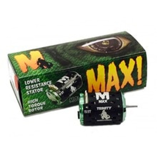 "Team Trinity ""Monster Max"" ROAR Spec Brushless Motor (13.5T) (TEP1505) packaging"