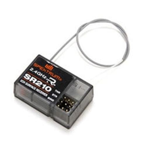 Spektrum RC SR210 2.4GHz 2-Channel DSMR Sport Receiver (SPMSR210)