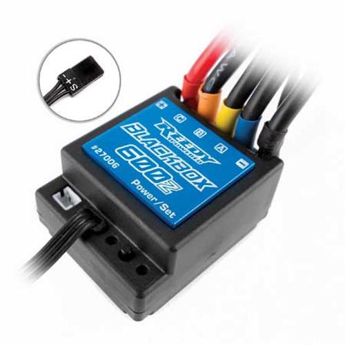 Reedy Blackbox 600Z 2S Zero-Timing ESC