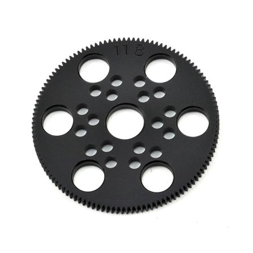 Custom Works TrueSpeed 64P 118T Machined Spur Gear
