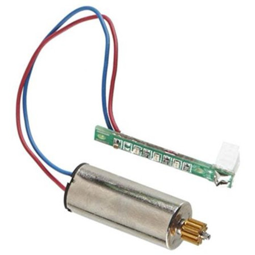 Heli-Max Right Front Motor w/LED/Pinion CCW 230Si Quadcopter