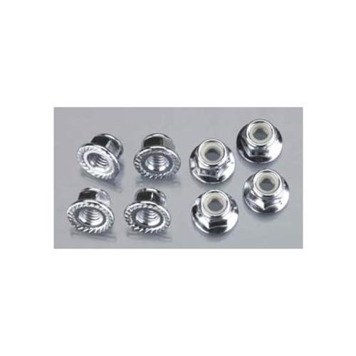 Traxxas 5mm Steel Nut (8) (TRA5147X)