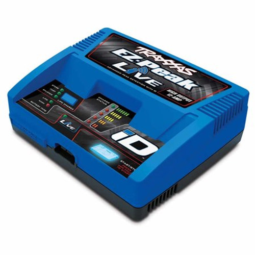 Traxxas EZ-Peak Live Multi-Chemistry Battery Charger w/Auto iD (4S/12A/100W) (TRA2971)