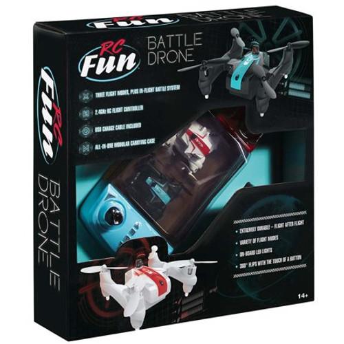 RC Fun Micro Battle Drone Set 2.4G RTF