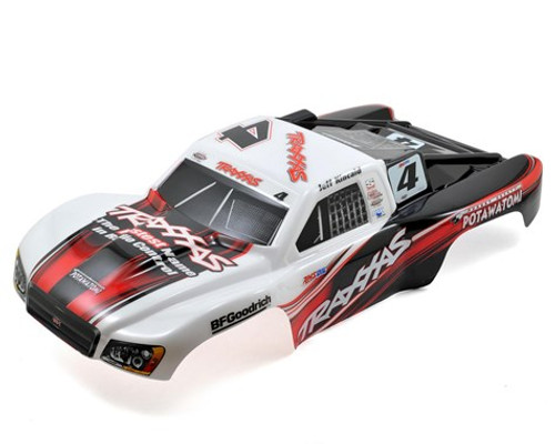 Traxxas 1/10 Short Course Truck Body (Jeff Kincaid) (TRA6820)