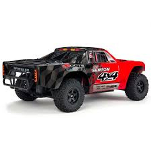 ARRMA 1/10 Senton Mega Short Course Truck RTR (Red/Black)