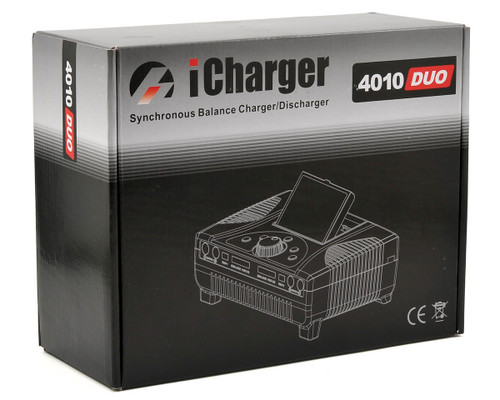 Junsi iCharger 4010DUO Multi-Chemistry DC Battery Charger (10S/40A/2000W)
